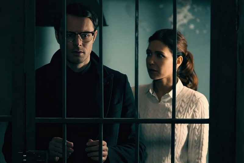 Russian film Moscow Hound TV series watch online 2018 Detective