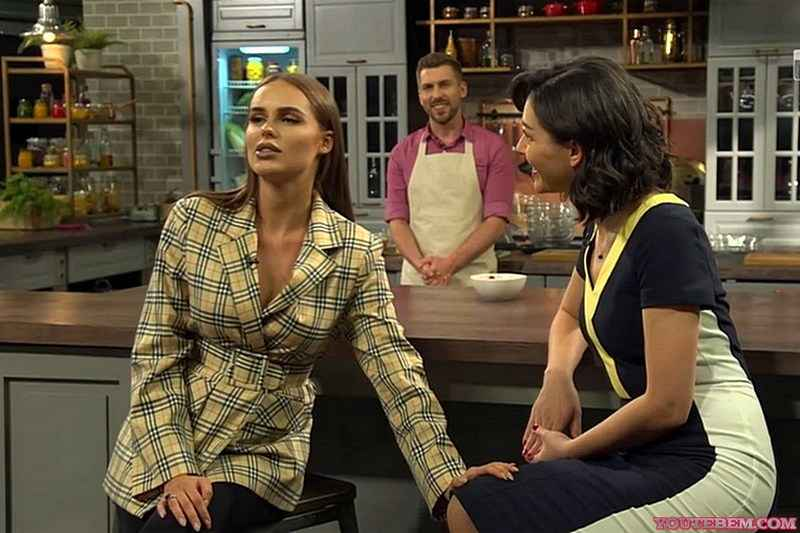 Big breakfast with Marina Kravets TV show on TNT online
