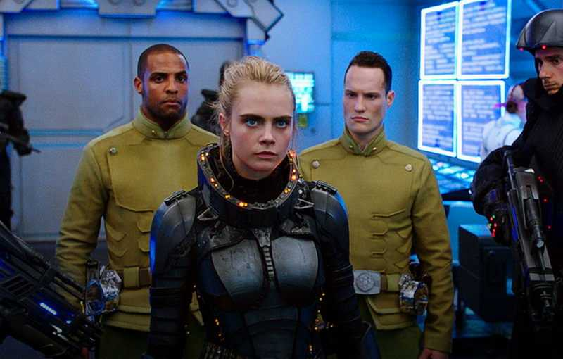 Valerian and the City of a Thousands of Planets Movie (2017) watch online free fiction