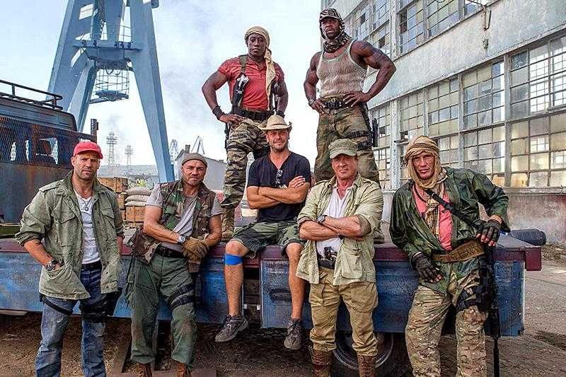 Watch The Movie The Expendables 3 part online free action movie with Arnold Schwarzenegger