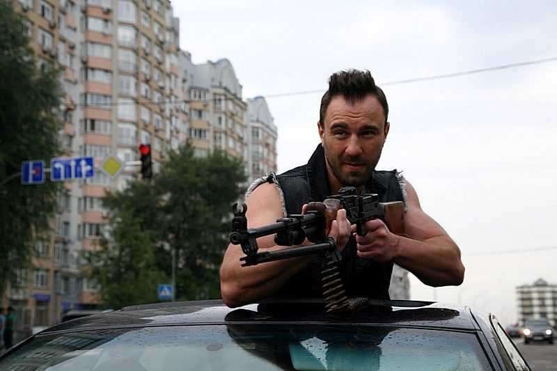 Watch the movie 2019 Strength Test Online Action on NTV Russia Channel