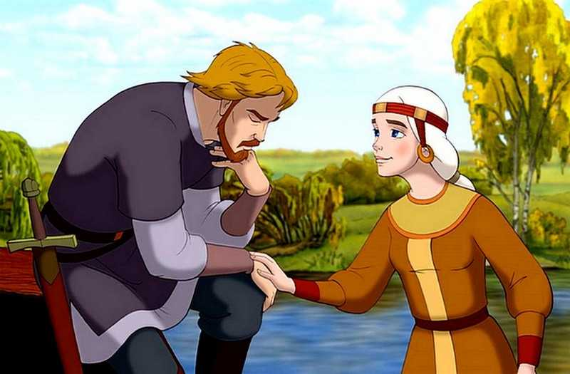 Watch the cartoon Tale of Peter and Fevronia 2017 online for free in excellent quality. Hd 720-1080