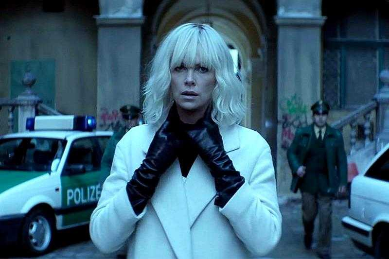 Watch Blast / Atomic Blonde 2017 Movie Online for Free with Charlize Theron