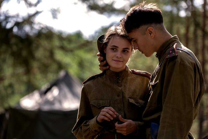 Watch the movie Strong Armor 2019 all series in a row about the Great Patriotic War