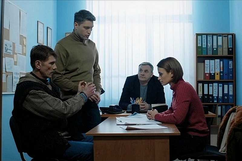 Watch a movie is not a woman's business 2019 Ukrainian detective all series