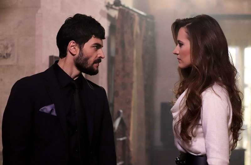 Windy / Hercai (2019) Turkish TV series in Russian watch online