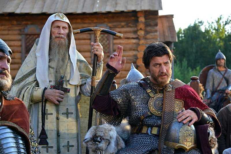 Watch the movie Golden Horde 2018 all series in a row for free in good quality hd 720