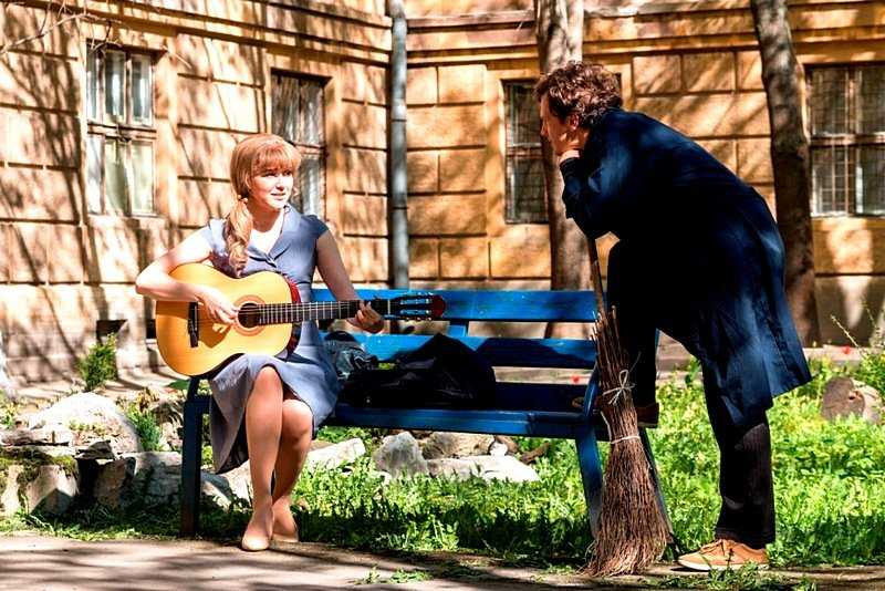 Watch the movie Never Say Never 2019 musical melodrama on Russia channel 1