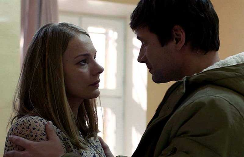 Watch the film Blue Lake 2019 online melodrama all series on the channel Russia
