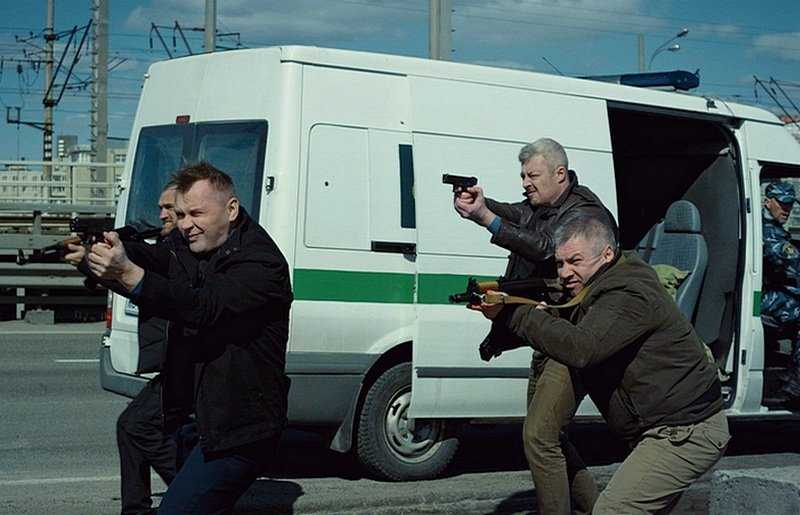 Watch Tyson 2019 Ukrainian Crime Detective film all series in a row