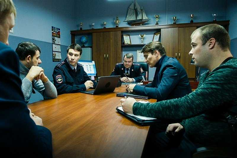 Gorgeous Five series (2019) watch online for free detective