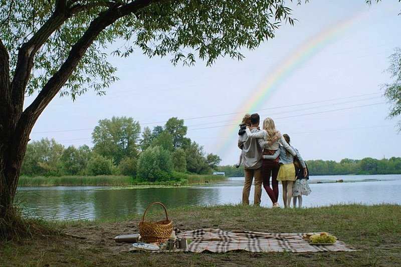 Watch the movie Rainbow in the Sky 2017-2019 online family romance Ukraine