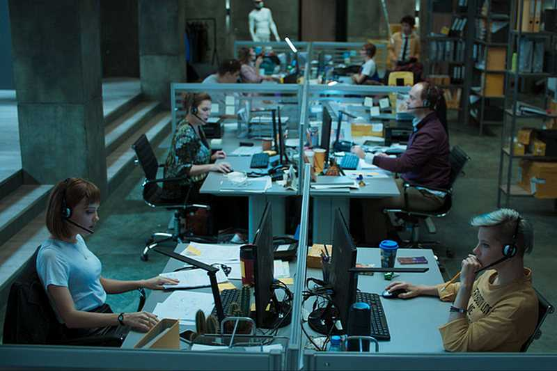 Call Center Series (2020) watch online free drama on TNT channel