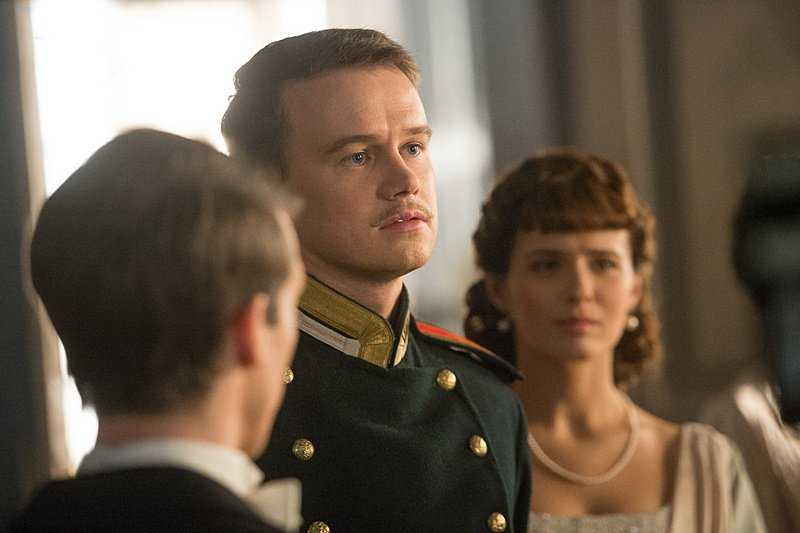 Watch the film Mutiny 2019 historical drama all series in a row Russia