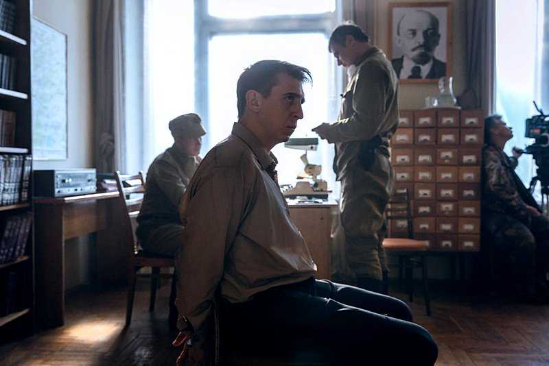 Watch the Russian film Chenobyl NTV 2019 online all series for free