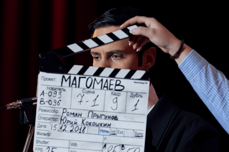 Watch the film Magomayev 2019 with Bikovich all series in a row for free