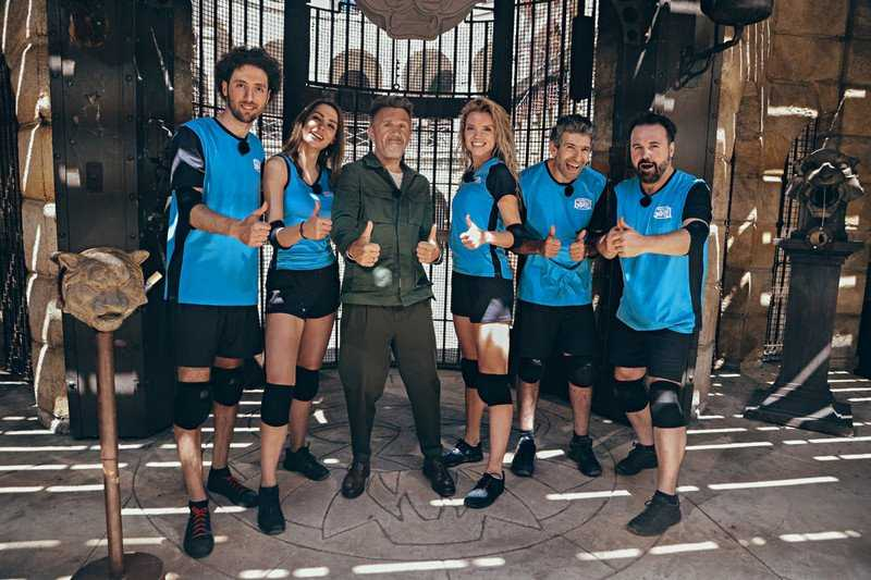 Watch the show Fort Boyard Return of 2019 on the STS channel online for free all issues in high quality hd 720-1080