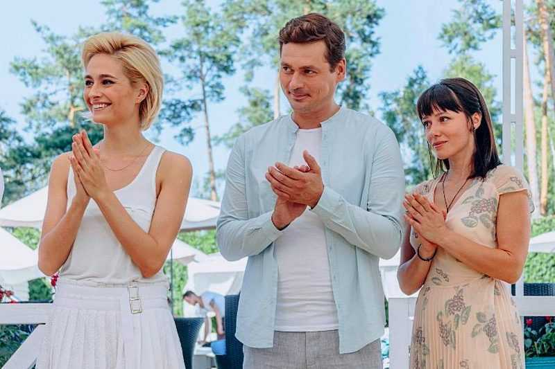 Watch a movie If you forgive me 2019 online Ukrainian series with Olga Grishina all series in a row melodrama free in hd quality 720-1080