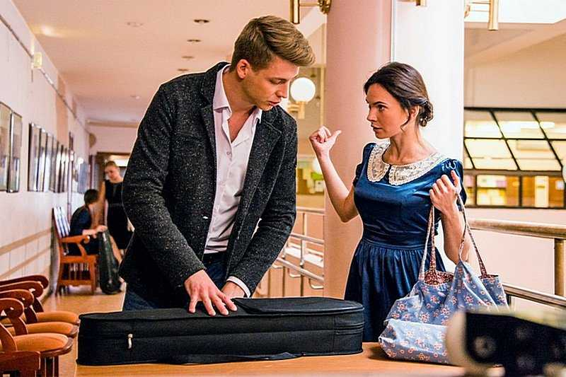 Watch the movie Music of My Soul 2019 online detective for free with Astakhova in high quality hd 720-1080