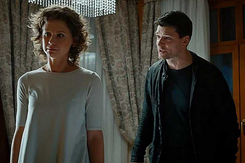 Watch the film about Vera 2020 online series with Daniil Strakhov on Channel One drama free in high quality hd 720-1080
