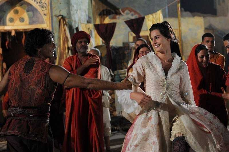 Watch the film One Thousand and One Nights: Aladdin and Scheherazade 2012 online Italian series fairy tale in good quality hd 720-1080