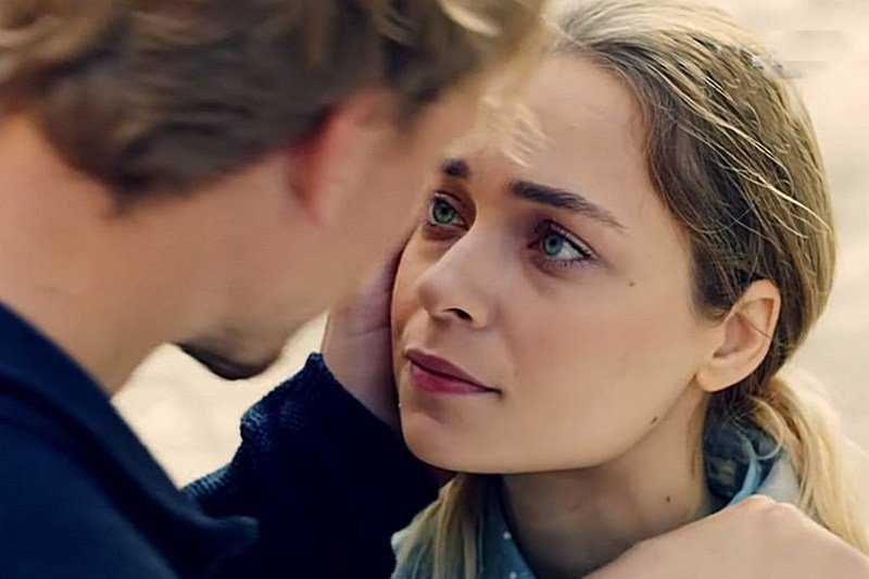 Watch the Ukrainian film Do not let go / Do not let 2020 online series with Anastasia Krylova melodrama free in high quality hd 720-1080