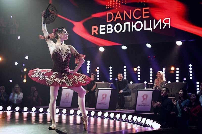 Watch the program Dance Revolution online 2020 all issues in a row dance shows on Channel One 1