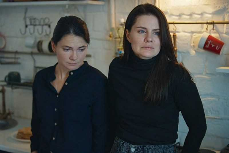 """Watch Ukrainian film """"Three sisters"""" 2020 online series with Ekaterina Astakhova all episodes in good quality hd 720-1080 channel Ukraine"""